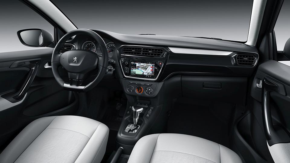 Photo intérieur Peugeot 301 restylée (2016)
