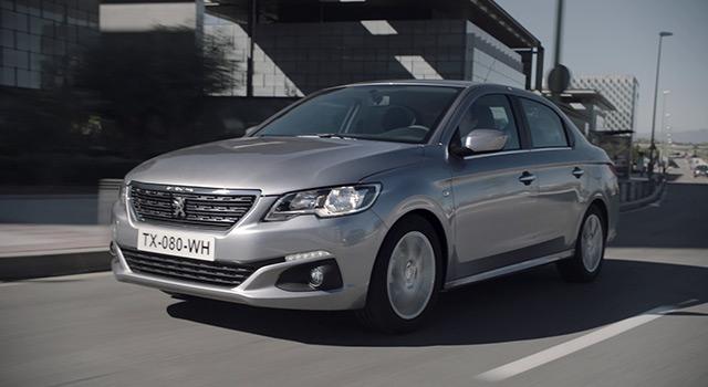 Design extérieur Peugeot 301 restylée – Vidéo officielle (2016)