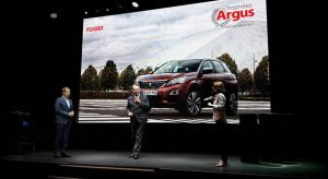 Trophées de l'Argus 2017 : Peugeot récompensée à trois reprises !