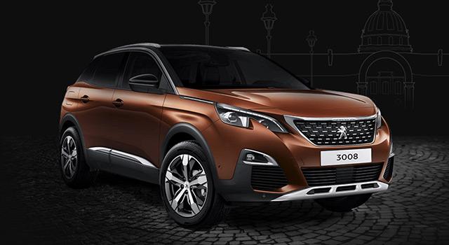 La nouvelle Peugeot 3008, Plus Belle Voiture de l'Année 2016 ?