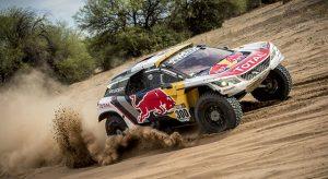 Peugeot vainqueur du Dakar 2017 : triplé historique des 3008 DKR !