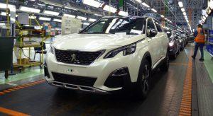 Production de la nouvelle Peugeot 5008 II : une nouvelle équipe