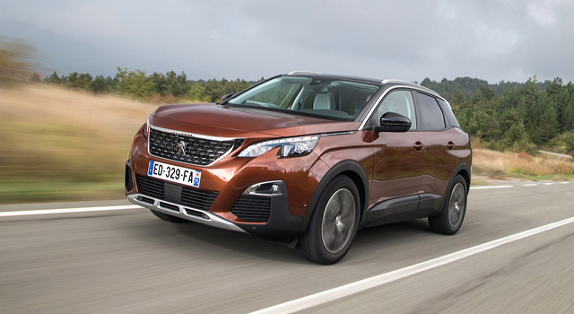 Chiffres de ventes Peugeot 2016 : la nouvelle Peugeot 3008 leader de son segment !
