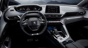 L'i-Cockpit de la Peugeot 3008 est le Plus Bel Intérieur de l'Année 2016 !