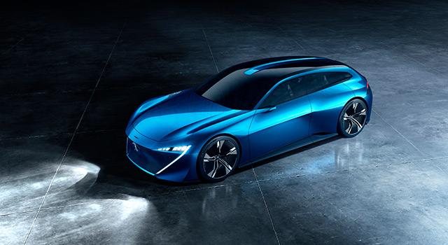 Peugeot Instinct Concept 2017 : présentation officielle (photos + vidéos)