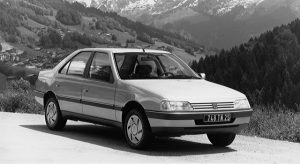 Nouvelle expo « 405 Forever » au Musée de l'Aventure Peugeot