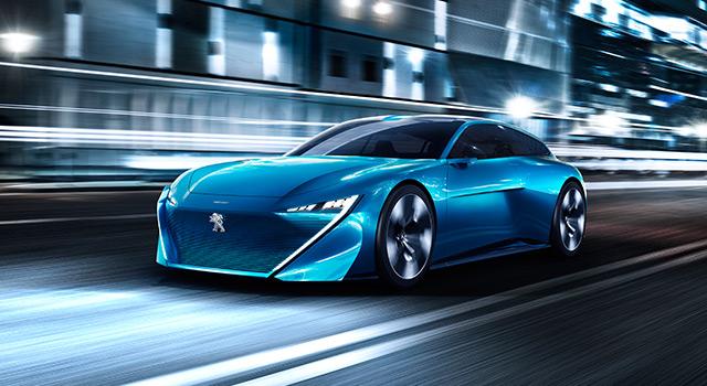Peugeot Instinct Concept Car – Vidéos officielles (2017)
