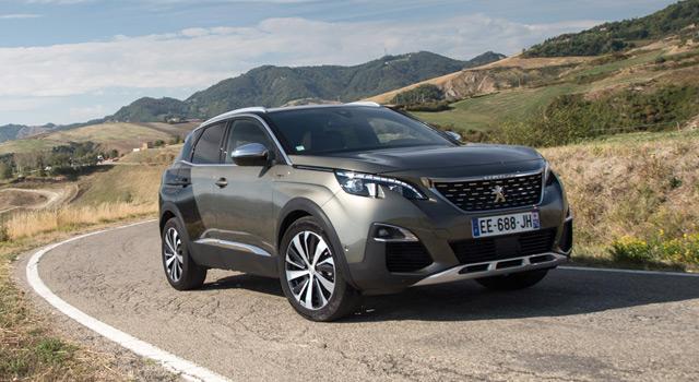 Chiffres de ventes février 2017 : Peugeot leader du segment des SUV en France !
