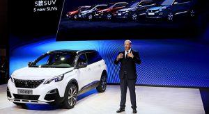 Salon de Shanghai 2017 : Peugeot à l'offensive sur le segment des SUV en Chine