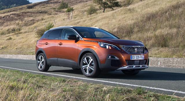 Chiffres de ventes mars 2017 : Peugeot poursuit sa progression !
