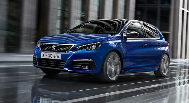 Photos & vidéo : Peugeot 308 II restylée, la présentation officielle !