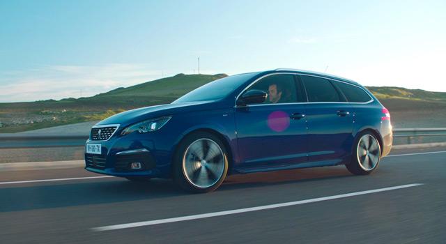 Design extérieur Peugeot 308 SW GT restylée - Vidéo officielle (2017)