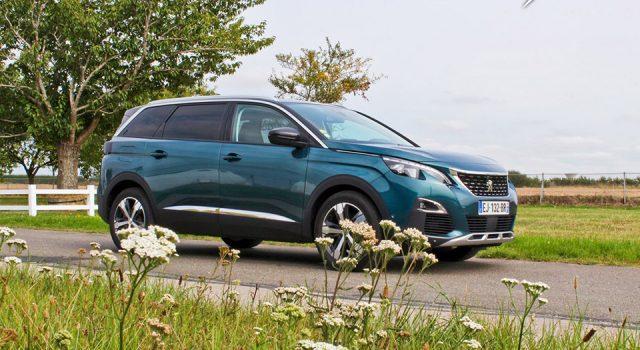 Essai Peugeot 5008 II BlueHDi 120 EAT6 : du volume et du dynamis