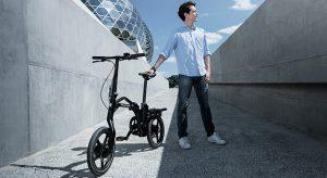 Peugeot eF01 : le nouveau vélo pliant à assistance électrique