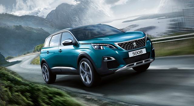 Chiffres de ventes septembre 2017 : Peugeot toujours leader sur les SUV !