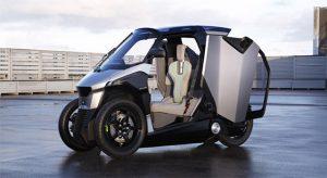 Peugeot EU-LIVE : le Groupe PSA présente un véhicule léger électrifié