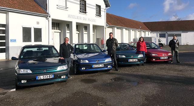 Concours #MaPeugeotRénovée : les Peugeot 306 retrouvent leurs heureux propriétaires !