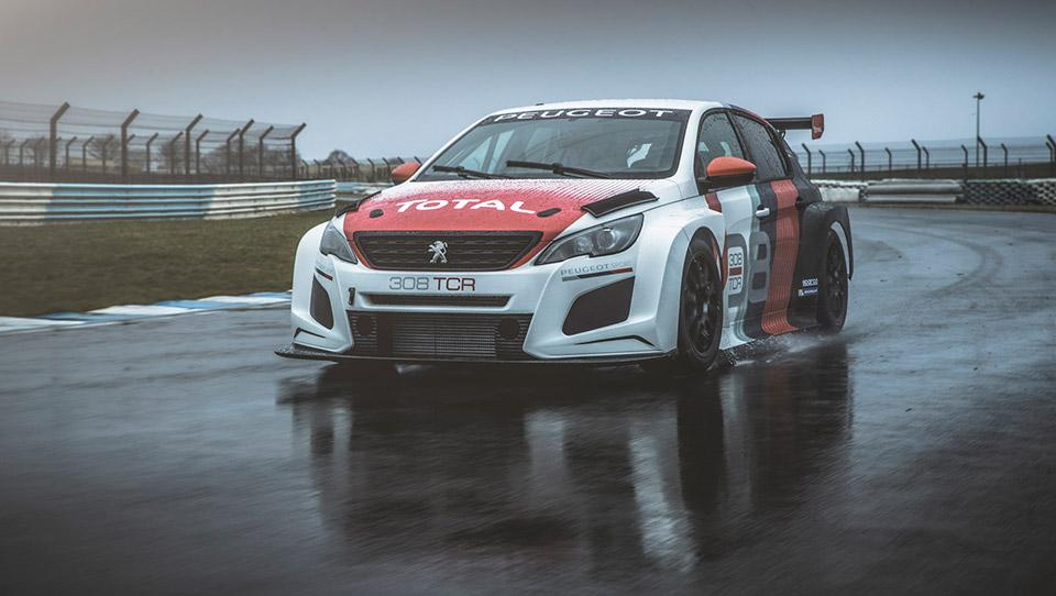 La nouvelle Peugeot 308 TCR présentée par Peugeot Sport !