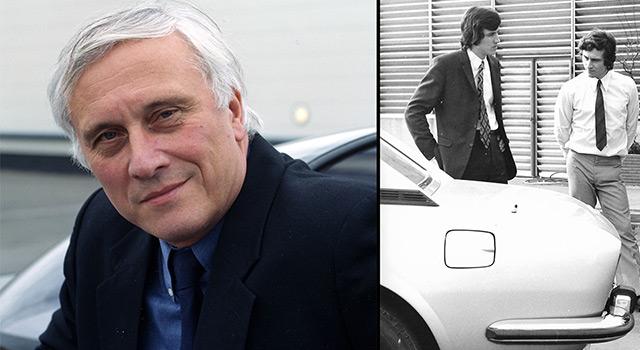 Hommage à Gérard Welter, le créateur de la Peugeot 205