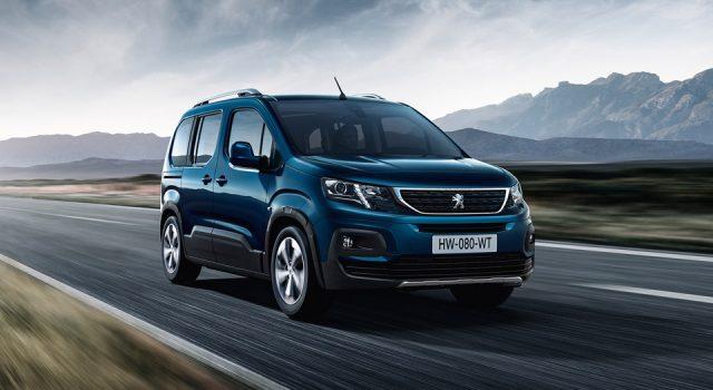 Peugeot Rifter : voici le nouveau ludospace baroudeur du Lion !