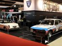 Photos : L'Aventure Peugeot au salon Rétromobile 2018