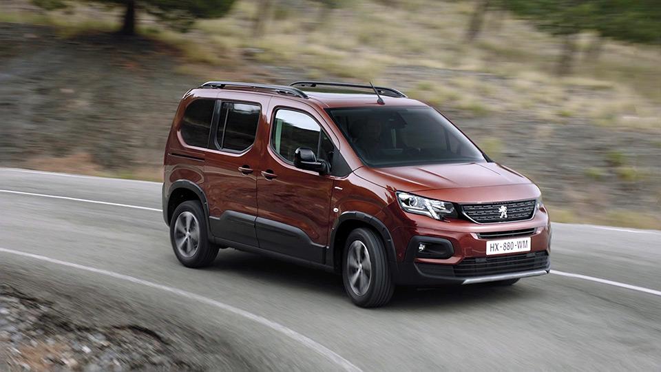 Nouveau Peugeot Rifter Vid 233 O Officielle 2018 Vid 233 Os