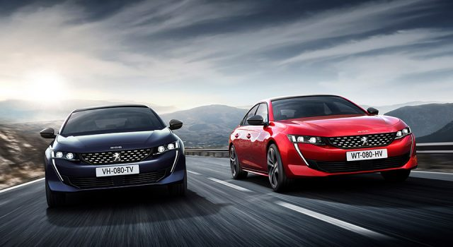 Photo Peugeot 508 First Edition (2018)