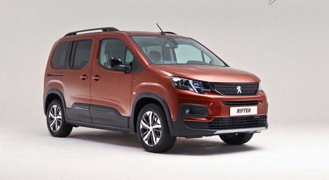 Photos : à la découverte du nouveau Peugeot Rifter