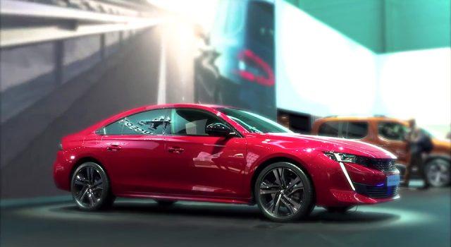 Vidéo : visite du stand Peugeot au Salon de Genève 2018