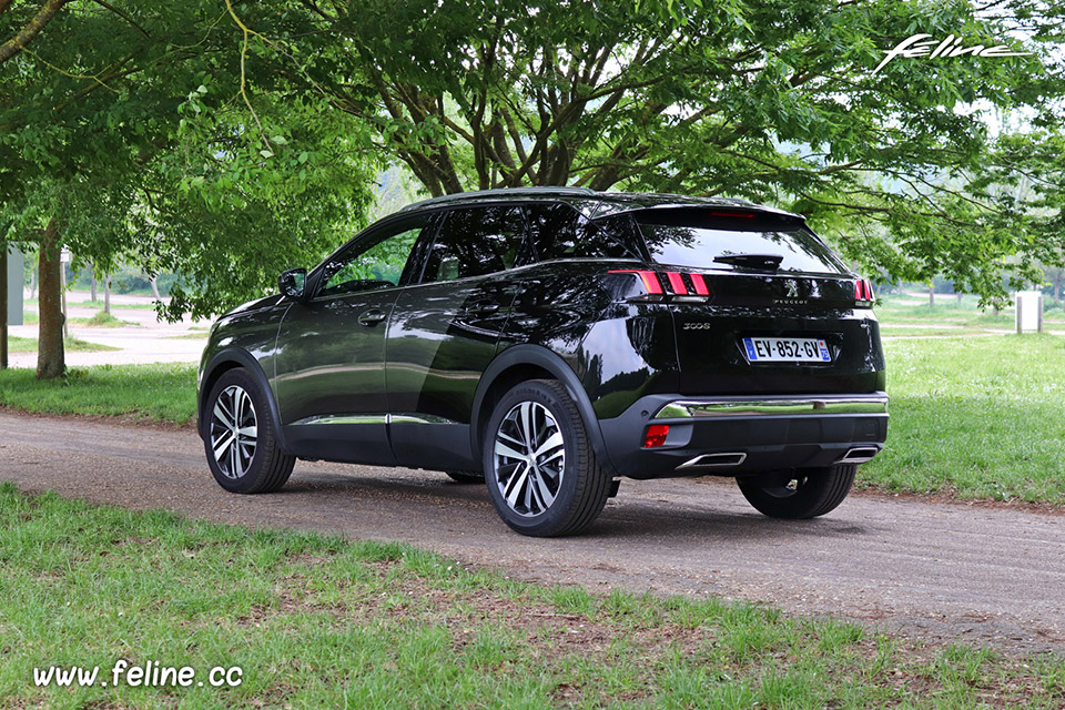 essai peugeot 3008 ii gt bluehdi 180 eat8 douce volution essais f line. Black Bedroom Furniture Sets. Home Design Ideas