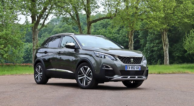 Photo essai Peugeot 3008 GT BlueHDi 180 EAT8 (2018)