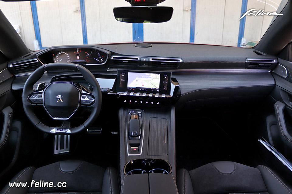Photo intérieur Peugeot 508 II 2018