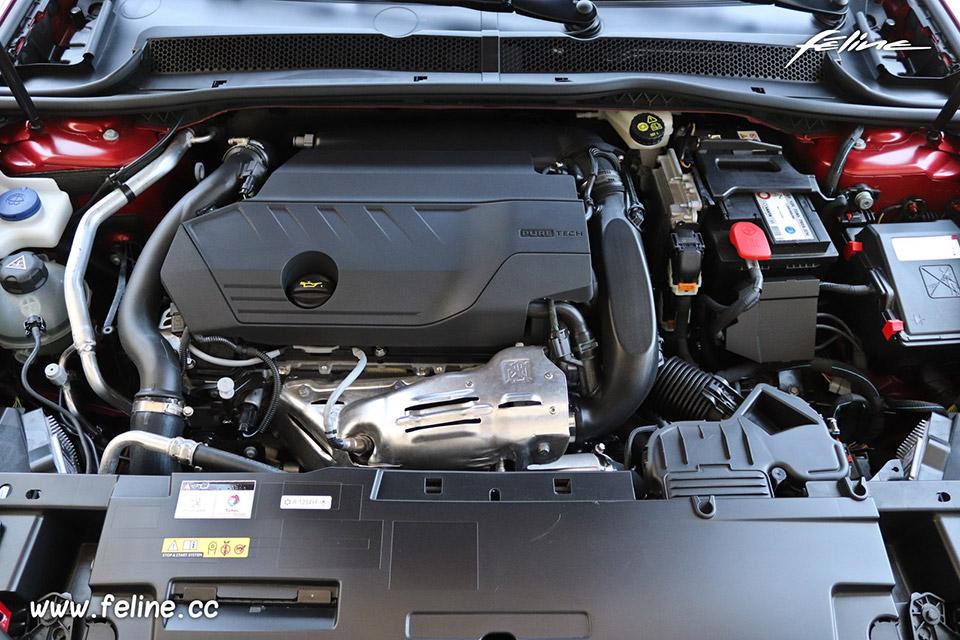 Photo moteur Peugeot 508 II 2018