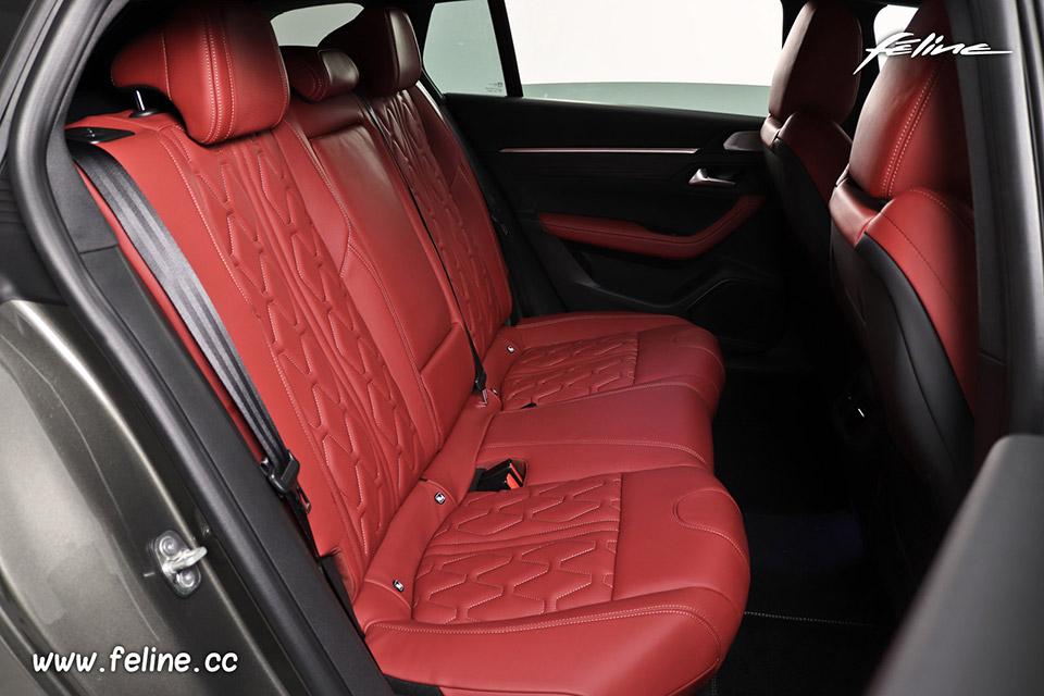 Photo intérieur Peugeot 508 SW II (2018)