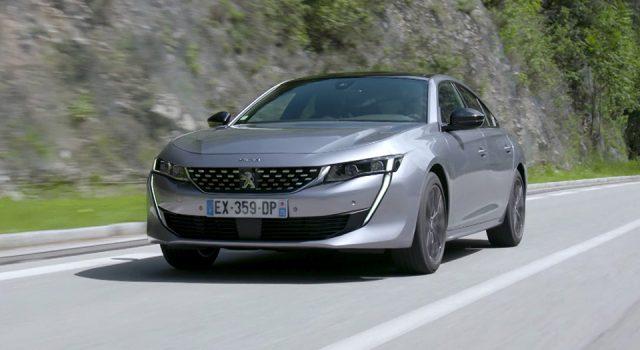 Essais Peugeot 508 GT Line – Vidéo officielle (2018)