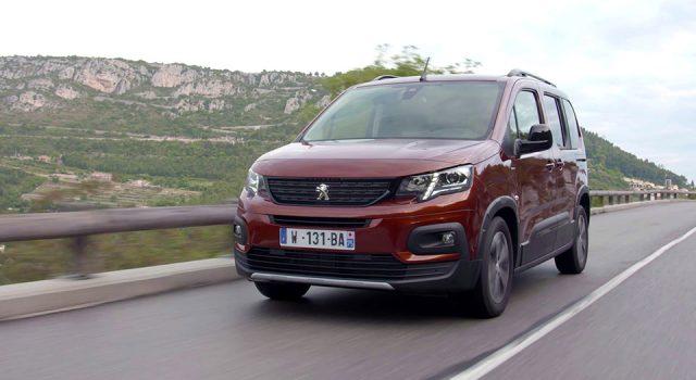 Essais Peugeot Rifter GT Line – Vidéo officielle (2018)