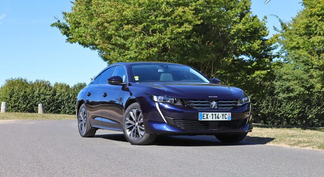 Photo essai Peugeot 508 II BlueHDi 130 2018