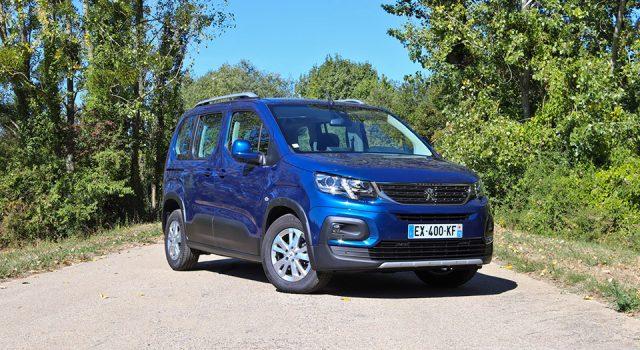 Essai Peugeot Rifter I BlueHDi 100 BVM5 : le partenaire des familles