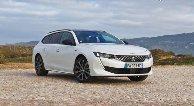 Essai nouvelle Peugeot 508 SW II : nouvelle référence