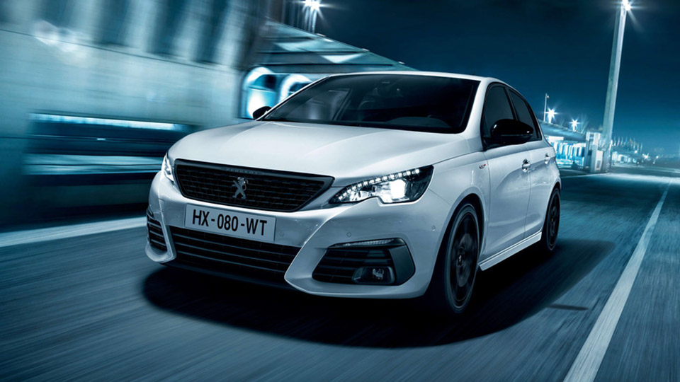 peugeot 308 black pack   une nouvelle option au catalogue