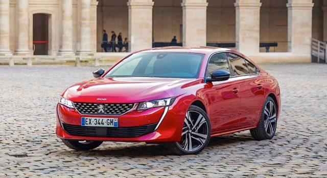 La nouvelle Peugeot 508, Plus Belle Voiture de l'Année 2018 ?