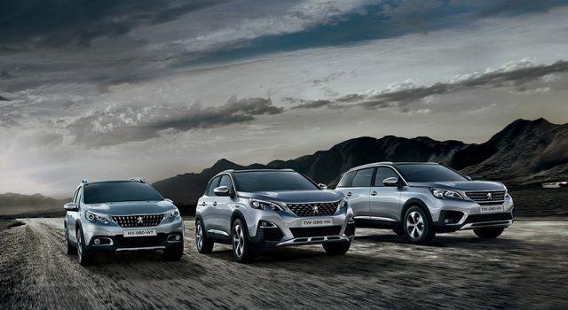 Chiffres de ventes 2018 : plus de 1,7 million de Peugeot vendues dans le monde !