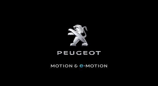 Motion & e-Motion : une nouvelle signature de marque pour Peugeot