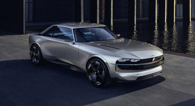 Clap de fin : Le concept Peugeot e-Legend ne sera pas produit