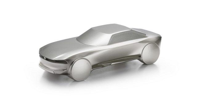 Peugeot e-Legend Concept : la miniature est en vente sur internet !