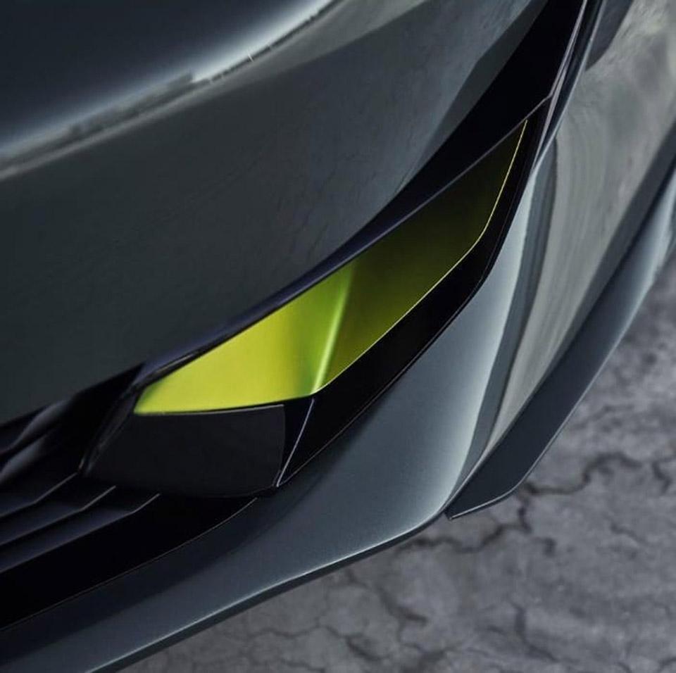 Photos Teaser Le Concept Car De Peugeot 508 Sportive Se Precise