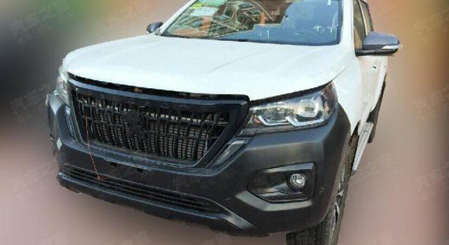 Un nouveau Pick-up Peugeot pour 2020