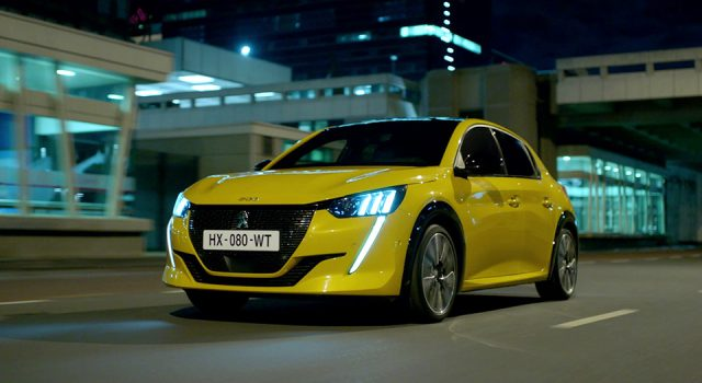 Publicité nouvelle Peugeot 208 II – Film presse officiel (2019)