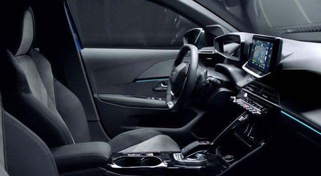 Intérieur nouvelle Peugeot 208 II – Vidéo officielle (2019)