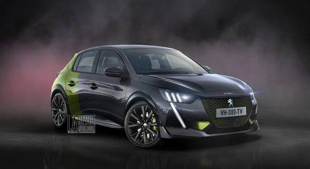 La future Peugeot 208 GTi sera équipée du 1.6 PureTech 225 ch